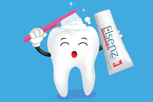 Best Toothpaste Recommended by Dentist in India